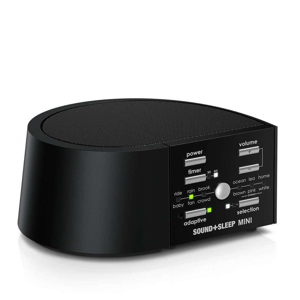 Amazon Com Sound Sleep High Fidelity Sleep Sound Machine
