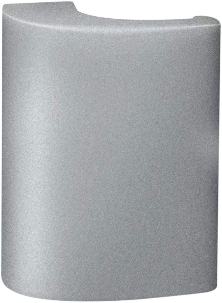 Farbe:Schwarz RAL 9005 Alu Balkont/ürgriff Balkongriff Balkont/ür Ziehgriff de Luxe