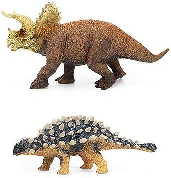 Réaliste Parasaurolophus Plastique Solide Dinosaur Figure Jouet Modèle Meilleur Cadeau Enfants