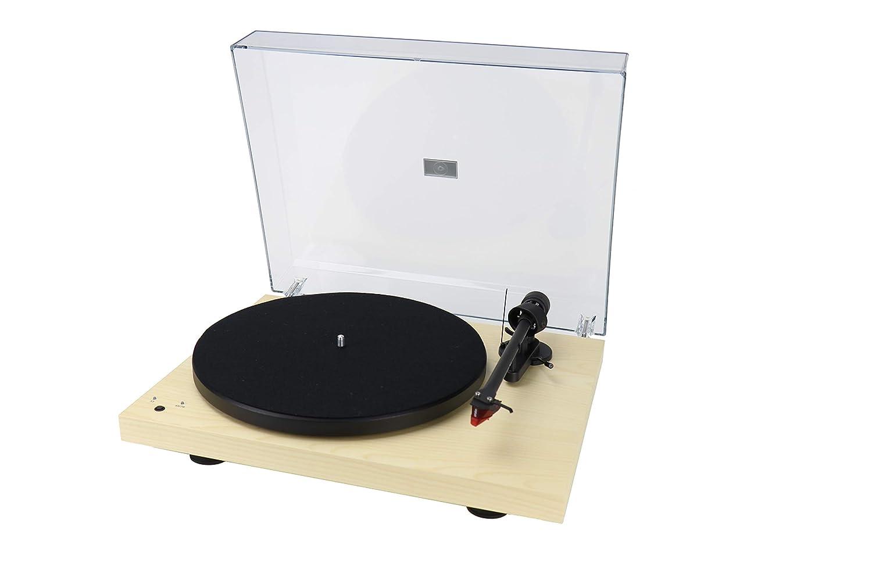 Pro-Ject Debut III RecordMaster Ahorn: Amazon.es: Electrónica