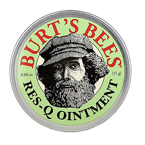 Burt's Bees Res-Q Ointment 0.6 oz (Pack Of (Res Q Ointment)