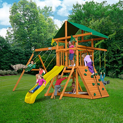 Swing Sets for Small Yards - The Backyard Site