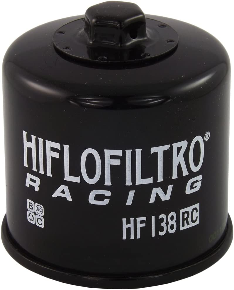 HifloFiltro HF138RC Filtro para Moto