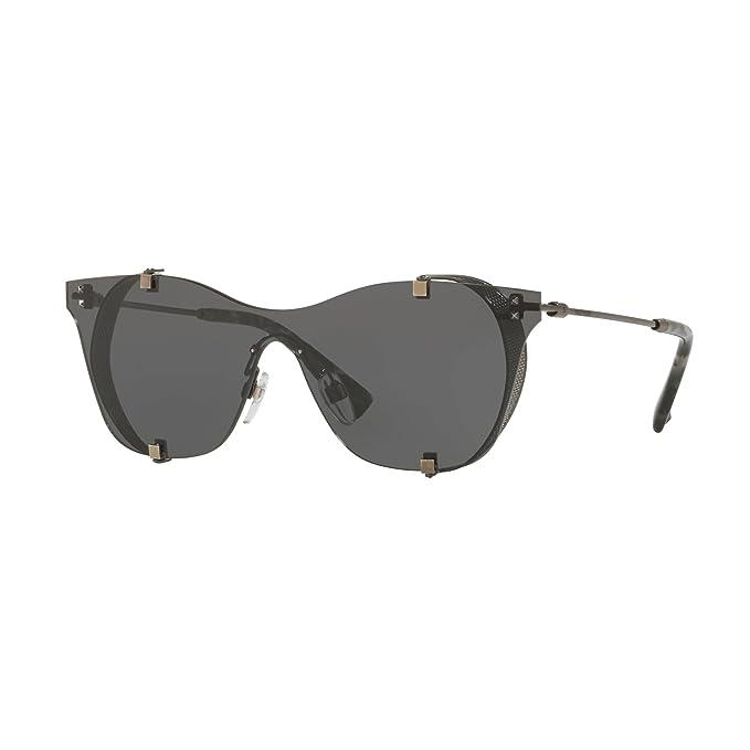 Valentino Mujer 0VA2016 300587 39 Gafas de sol, Plateado ...
