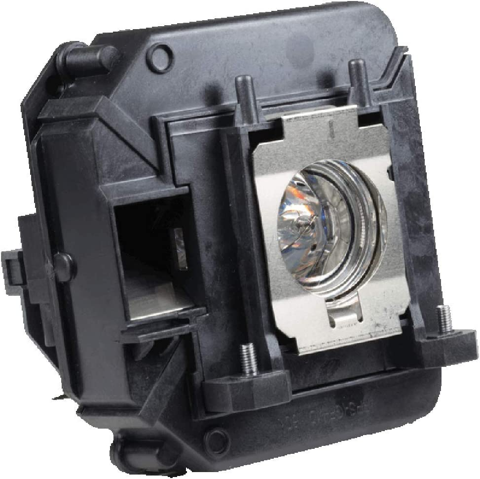 Decinat V13H010L60 ELP-LP60 Projector Lamp Replacement for Epson Powerlite 92 93 95 96 420 425W Assembled with Genuine Original Osram P-VIP Bulb OEM Inside