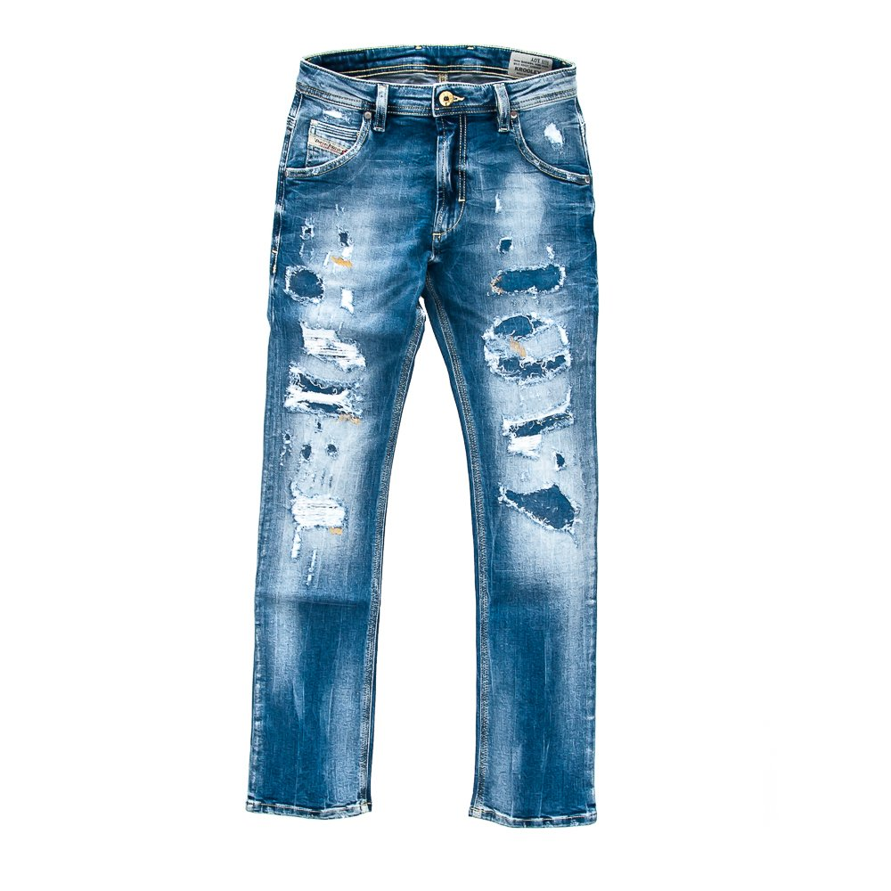 Diesel Boys' Krooley J Jeans (4 Little Kids) by Diesel