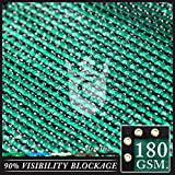 Royal Shade 4' x 121' Green Fence Privacy Screen