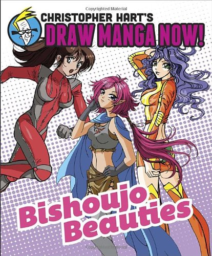 You Could Install For You Bishoujo Beauties Christopher Hart S Draw