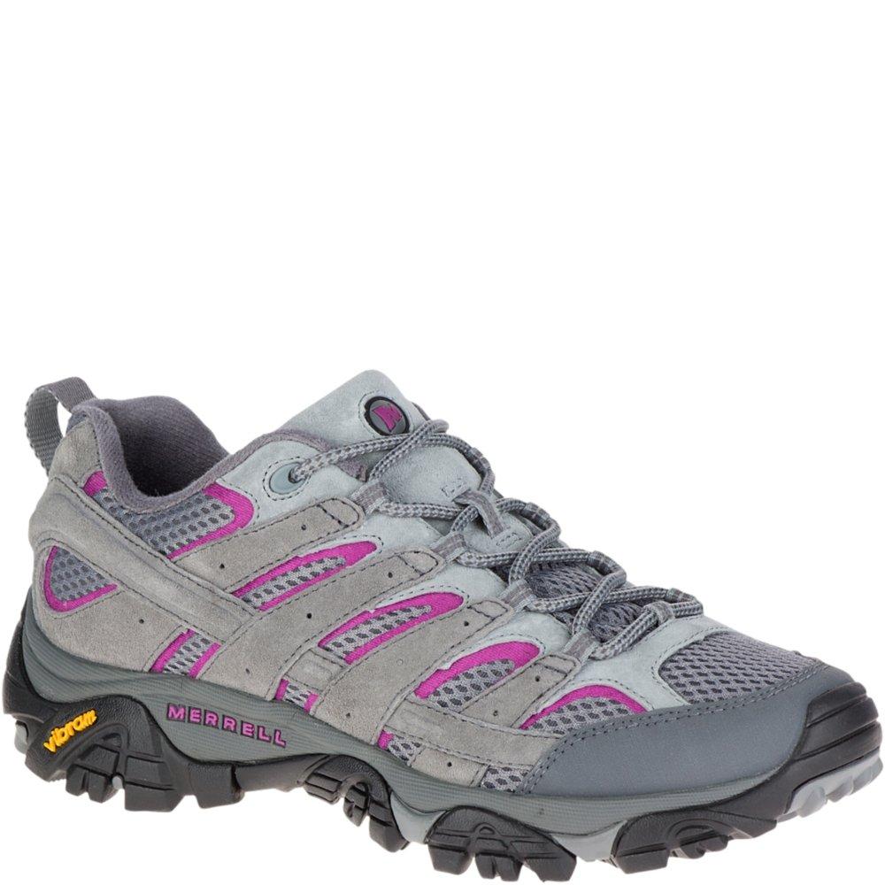 Merrell Women's Moab 2 Vent Hiking Shoe, Castle Rock, 8.5 M US