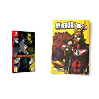 My Hero One's Justice con Album Comics - Bundle Limited - Switch