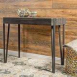 Vidar Laminated Wood Console Table