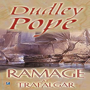 Ramage at Trafalgar Audiobook