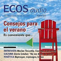 ECOS audio - Dar instrucciones y recomendaciones 8/2011