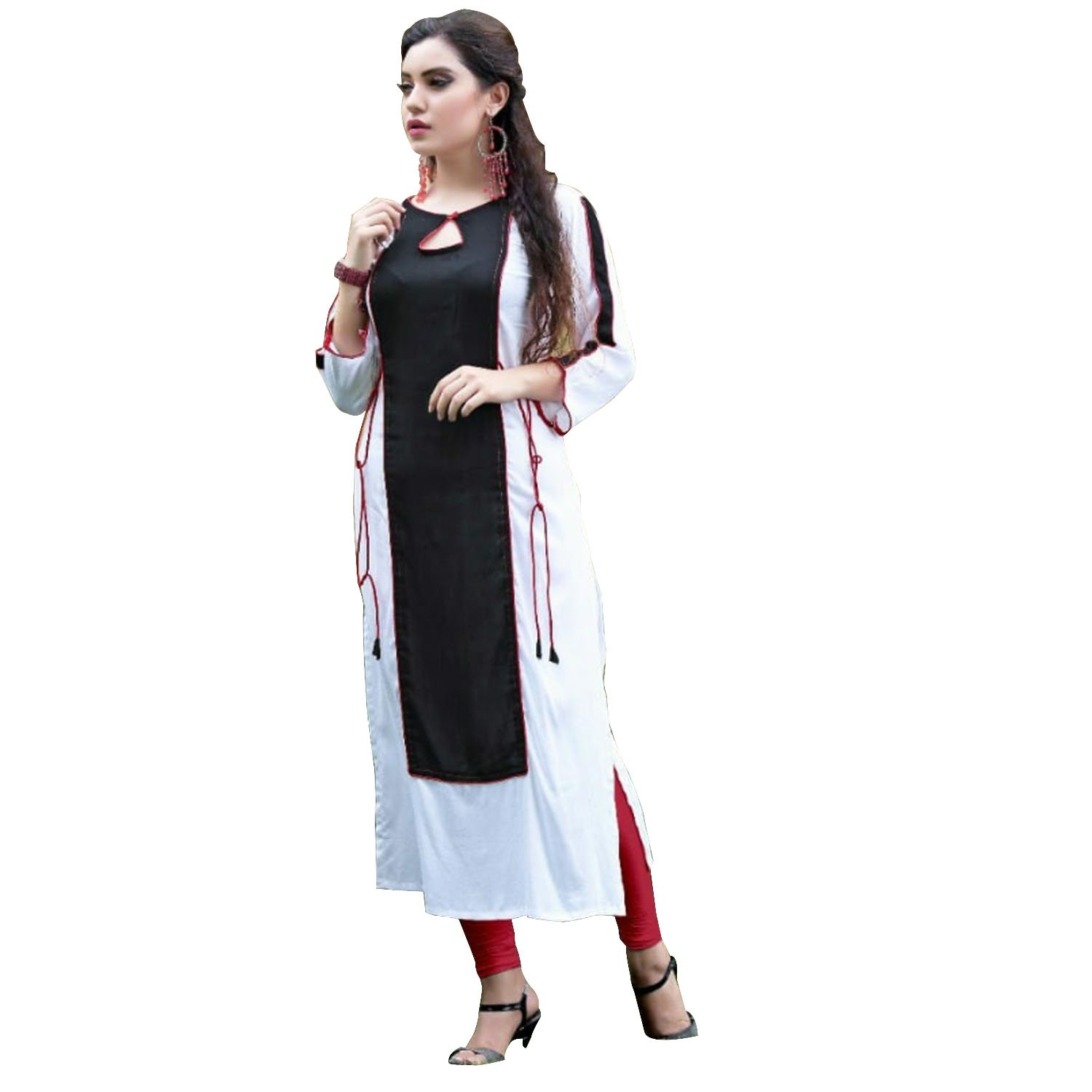 cc498d29 Indowestern stylish Kurti Women's Clothing Kurti For Women Latest Designer  Wear Kurti Collection In Latest Kurti Beautiful Bollywood Kurti For Women  ...