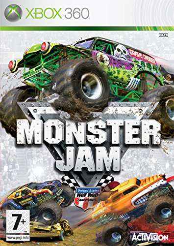 Monster Jam - Xbox 360 by Activision
