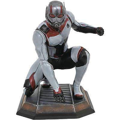 DIAMOND SELECT TOYS Marvel Gallery: Avengers Endgame Quantum Realm Ant-Man PVC Figure, Multicolor: Toys & Games