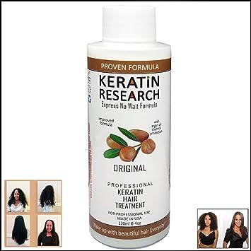 Tratamiento de Keratina Brasilera por 120ml, Profesional Complex Blowout, Con Aceite de Argán,