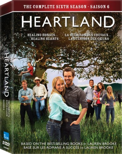 Heartland: The Complete Sixth Season (Canadian Version)