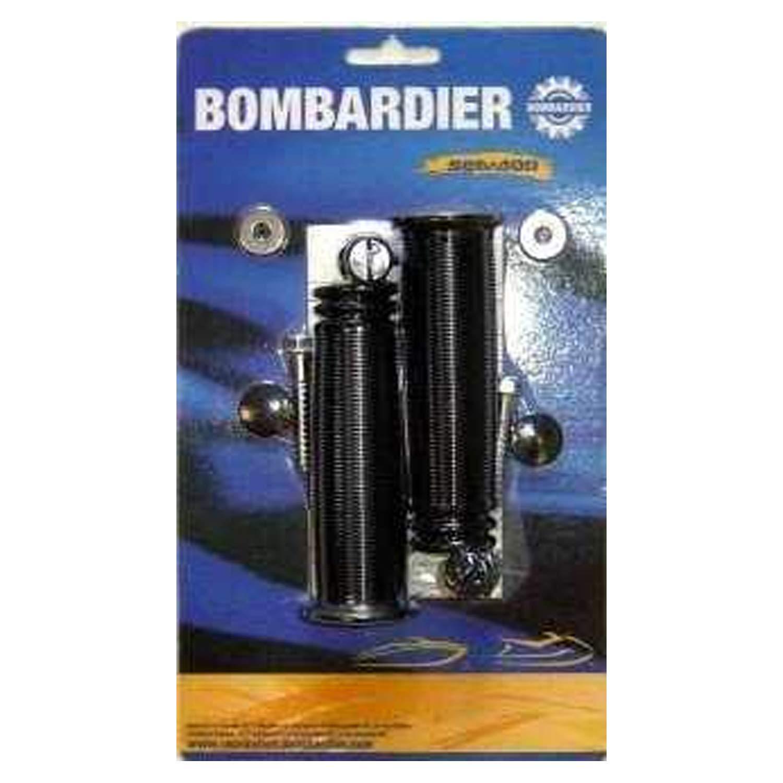 SeaDoo OEM PWC Handle Grip Kit Black 295500110