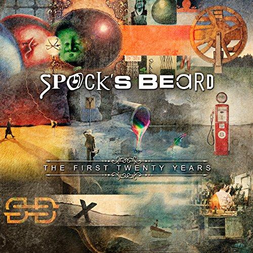 Spock's Beard - The First Twenty Years (2015) [FLAC] Download