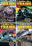 The Golden Age of Trains: Volumes 1-4 Complete 1930s-1950s Shorts Collection