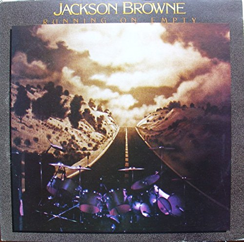 LP Jackson Browne–Running on Empty, 1977 by vinyl