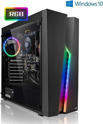 PC Gaming - Megaport Ordenador Gaming PC AMD Ryzen 3 3200G 4X 3.60 ...