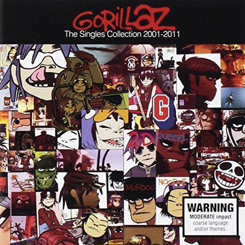 GORILLAZ - SINGLES COLLECTION : 2001 - 2011