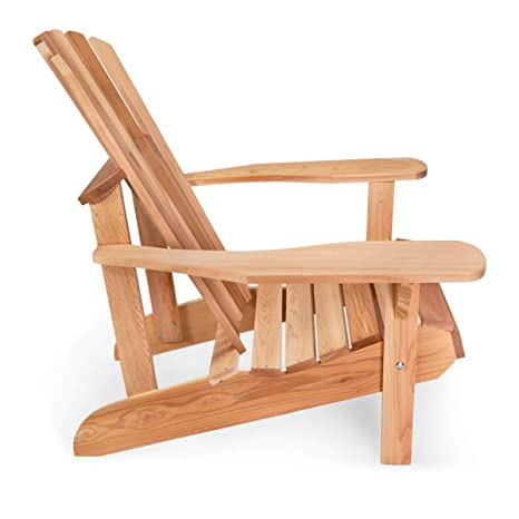 Amazon.com: All Things Cedar Adirondack - Silla, Adulto ...