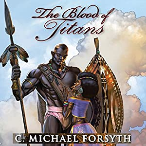 The Blood of Titans Audiobook