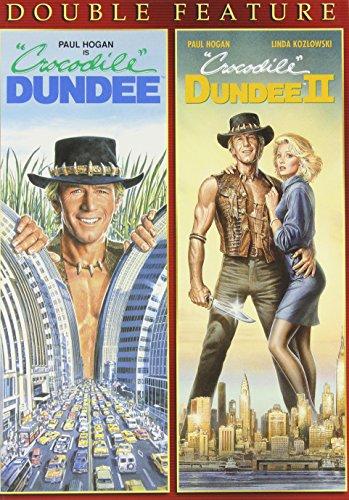 Crocodile Dundee / Crocodile Dundee II Double Feature (Dundee Crocodile 3)