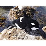 24 quot; Killer Whale Stuffed Toy Animal - Big Plush Orca from This Place is a Zoo