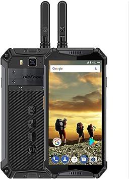 Ulefone Armor 3T móvil 4G Smartphone Libre Resistente IP68 Impermeable teléfono Android 8,1 Doble SIM OctaCore 5,7