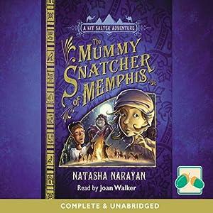 The Mummy Snatcher of Memphis Audiobook