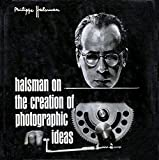 img - for Halsman on the creation of photographic ideas book / textbook / text book