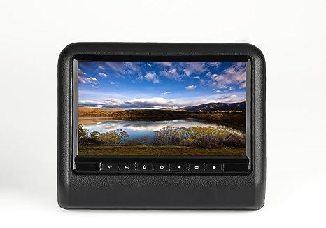 BW 10.1 Inch coche reposacabezas reproductor de DVD ...