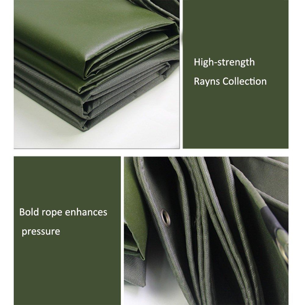 Hyzb Regenwasserdichtes wasserdichtes wasserdichtes Wasser tränkt Nicht PVC, Stärke Stärke Stärke 0.55mm (größe   2  3m) B07PVRRMD4 Zeltplanen Geeignet für Farbe b33ba0
