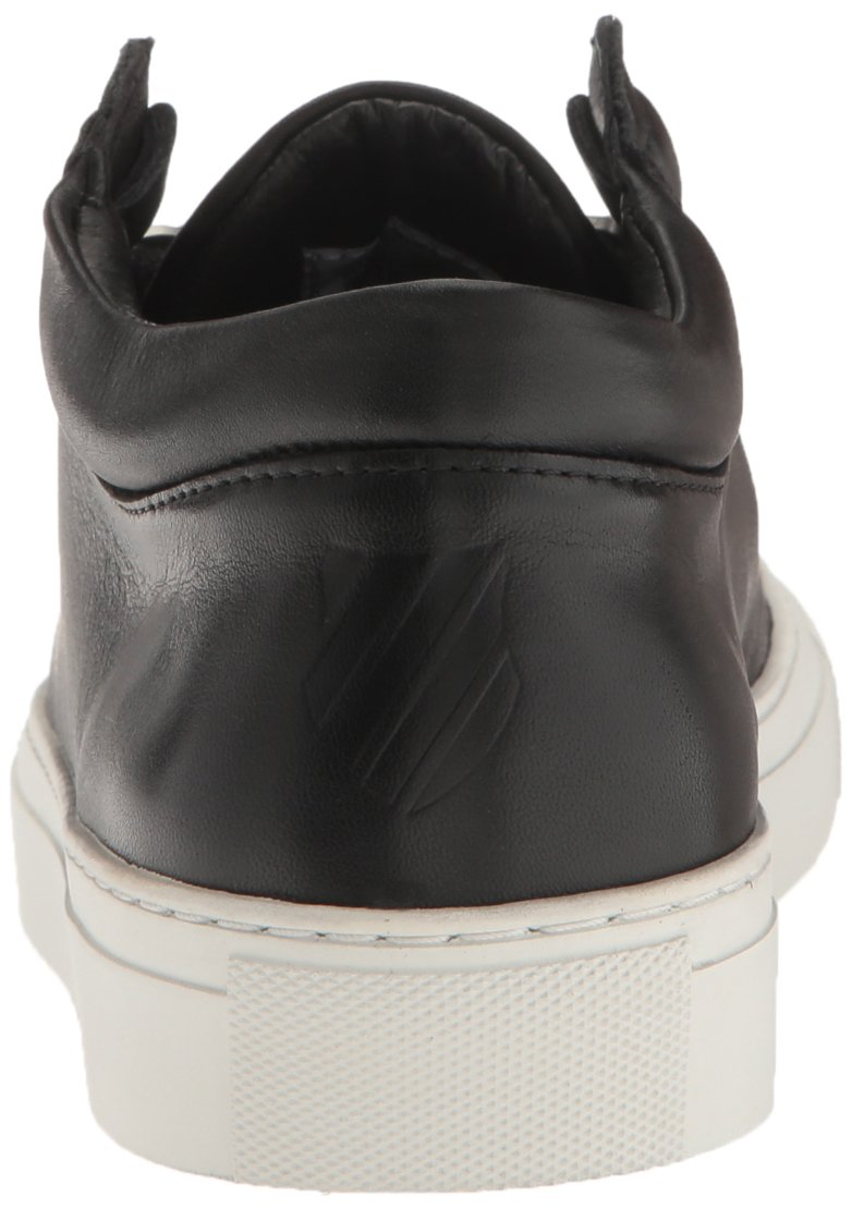 K-Swiss Women's Novo Demi Fashion Sneaker B01K8U6FCS 6 B(M) US|Black/Off White