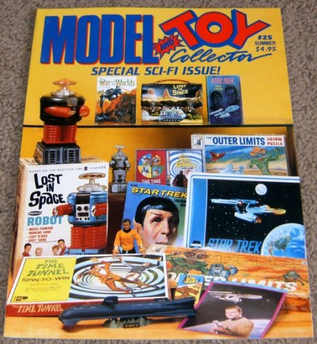 (Model and Toy Collector Magazine Issue #25 (Special Sci-Fi Issue!))