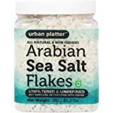 Urban Platter Arabian Sea Salt Flakes Jar, 1kg