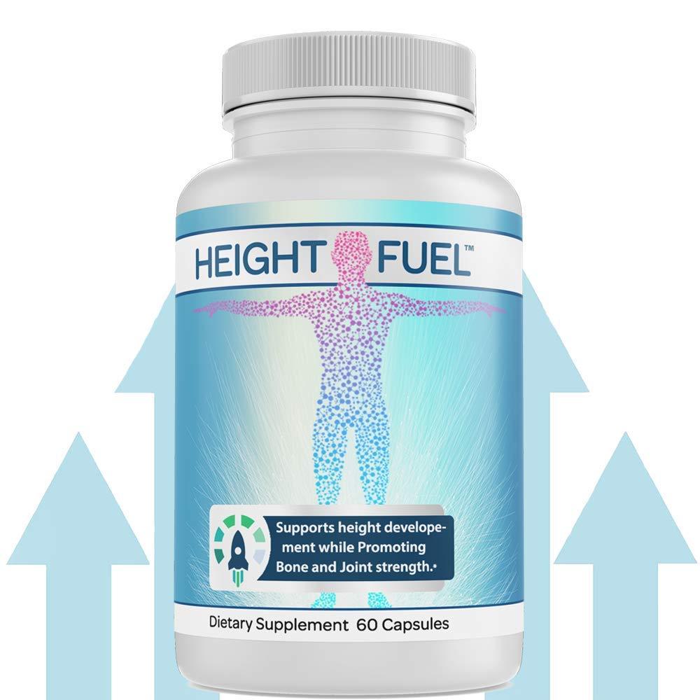 •••> Height Fuel •••> Premium Growth Enhancement Bone & Joint Growth Aid