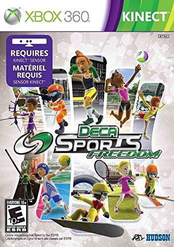 Deca Sports Freedom - Xbox 360 by Konami