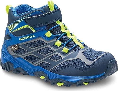 Merrell unisex Kids Chameleon 7 Access Mid a//C WTRPF Hiking Shoe