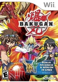 bakugan für ps3