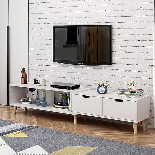 LQtable Mesita pequeña Combinación de Varios Muebles de TV ...