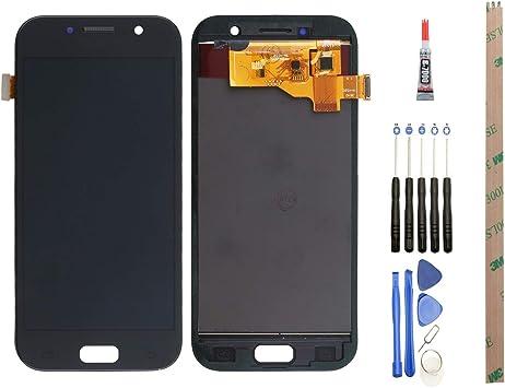 YHX-OU para 5.2 Samsung Galaxy A5 A520 a520 F 2017 LCD Pantalla Táctil LCD de Repuesto de la Pantalla con Completo Herramientas: Amazon.es: Electrónica