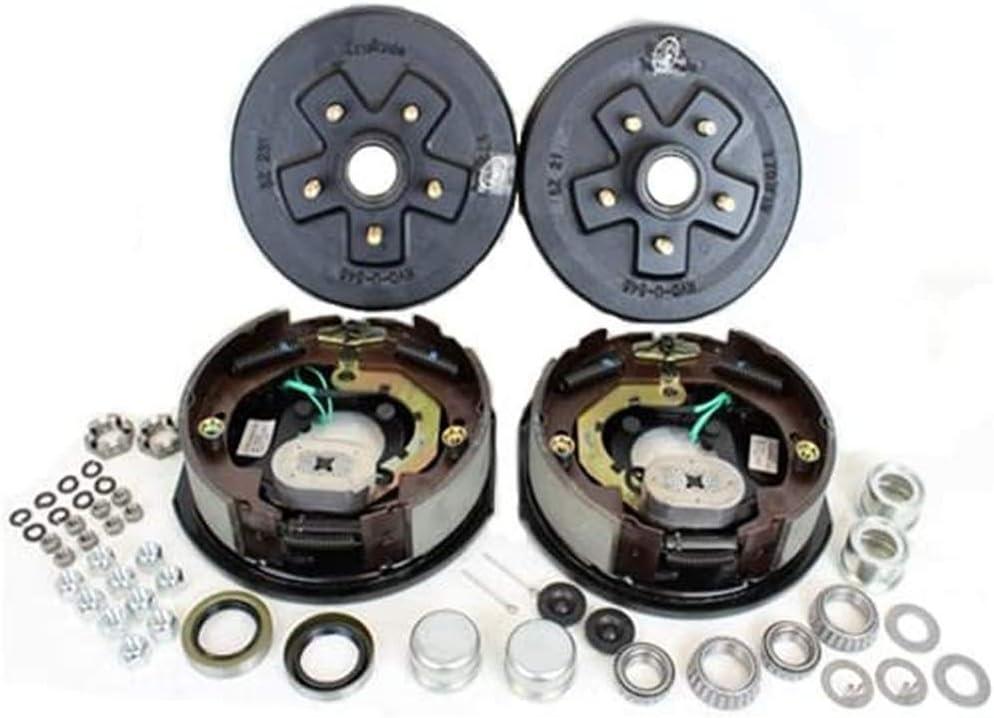 Trailer Brake Mounting Hardware Kit for 12 Brake Assemblies