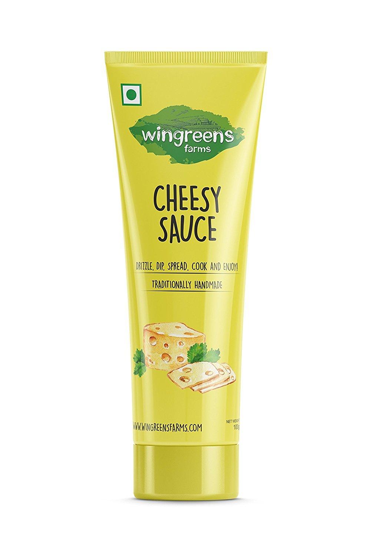 Wingreens Farms Cheesy Sauce