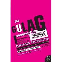 The Gulag Archipelago 1918-1956 Abridged: An Experiment in Literary Investigation, la portada puede variar