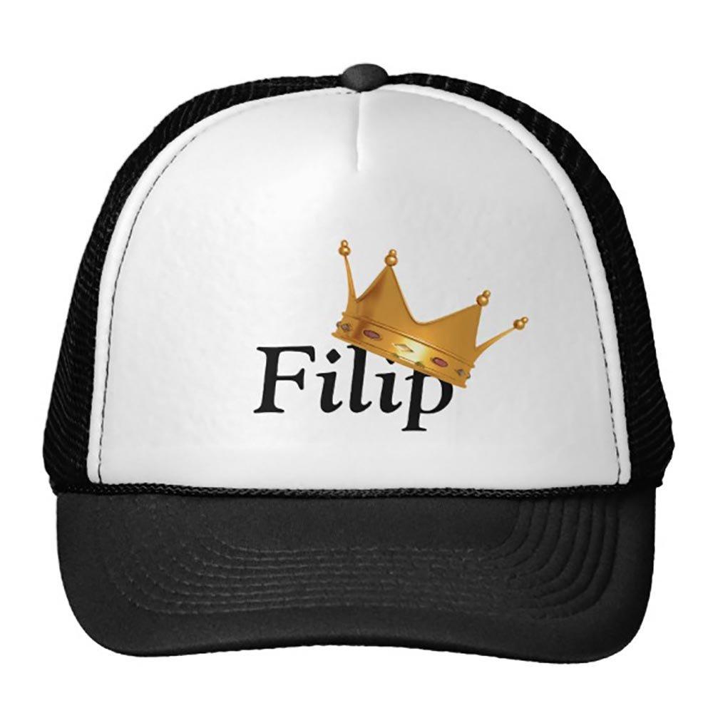 King Filip Cap Trucker Hat